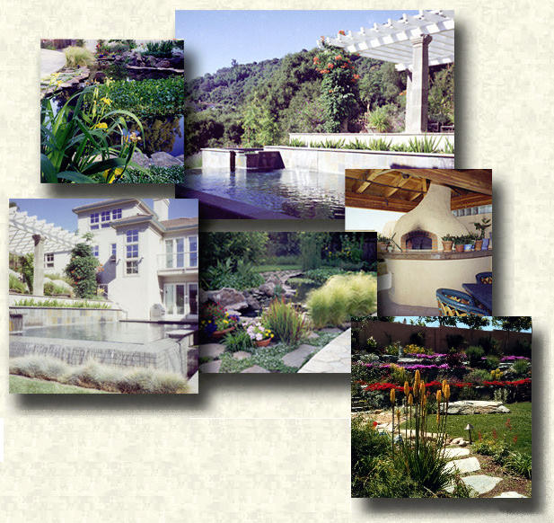 ... San Francisco Granite Bay, Landscape Garden Design Architecture Grass  Valley Auburn Nevada City